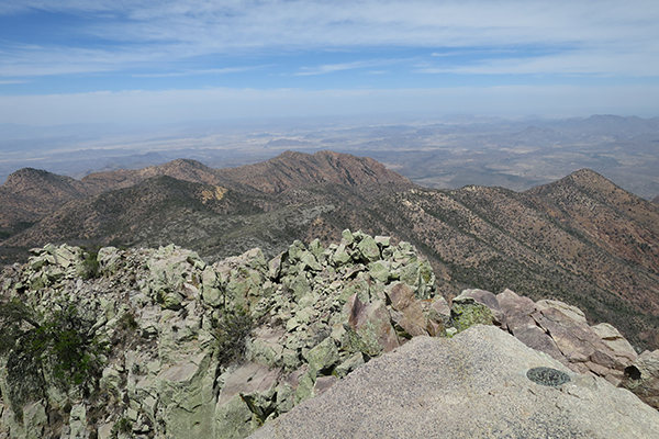 Emory Peak, Big Bend National Park, Texas